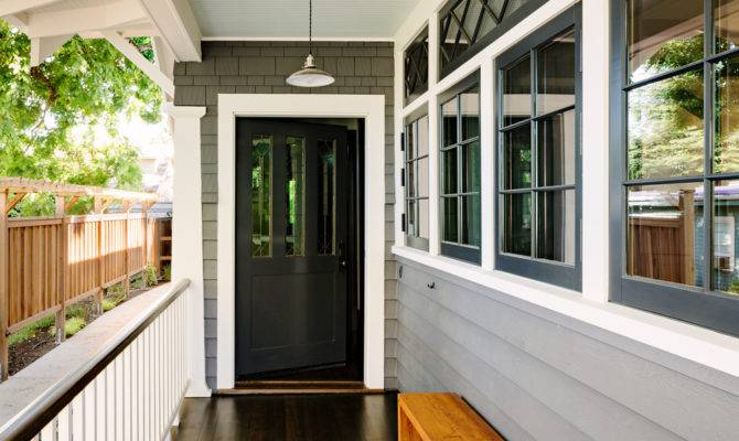 Hints Buying Craftsman Style Doors Interior