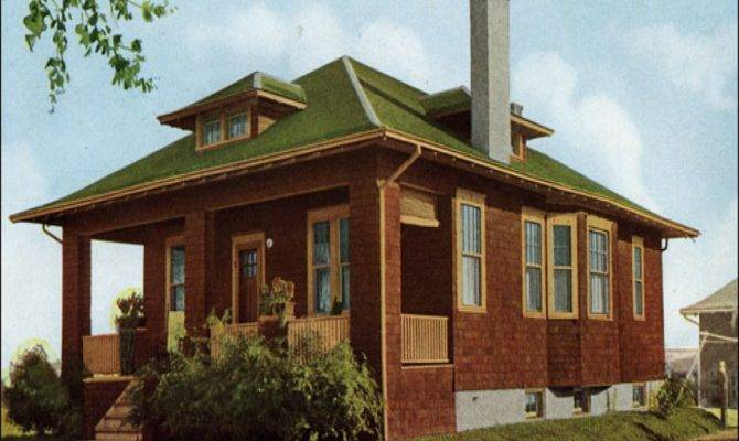 Hip Roof Bungalow House Plans Porches
