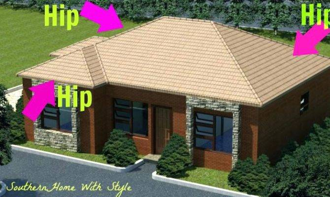 Hip Roof House Plans Gable Dutch