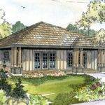 Hip Roof Ranch House Plans
