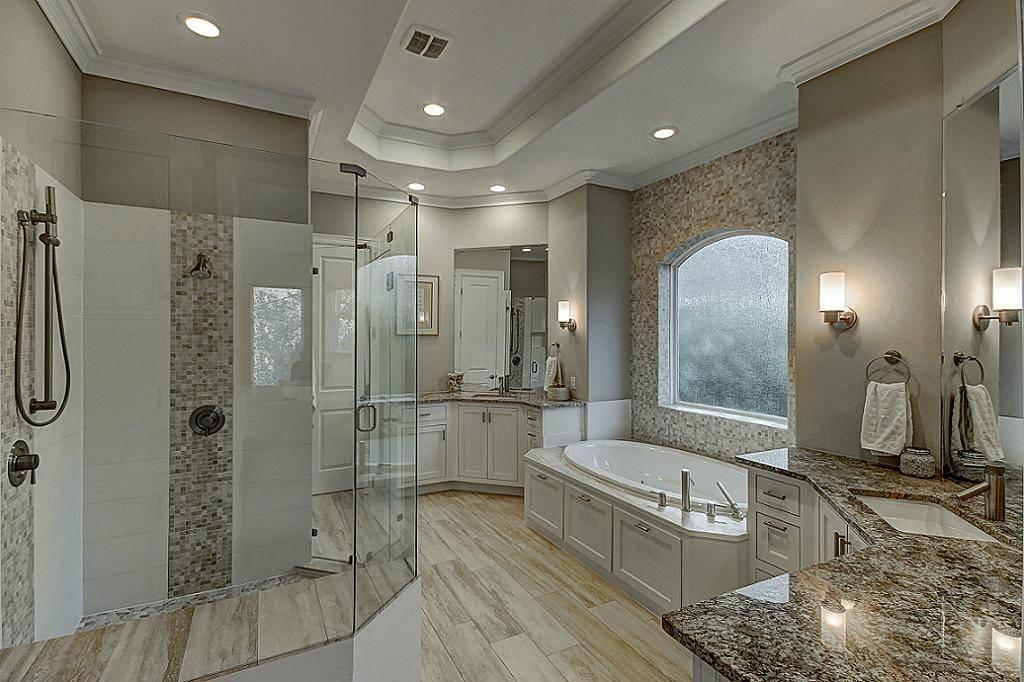 His Her Bathrooms Gorgeous Stunning Luxury Bathroom ...