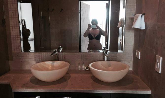 His Hers Bathroom Sink Remodeling Designs Interior