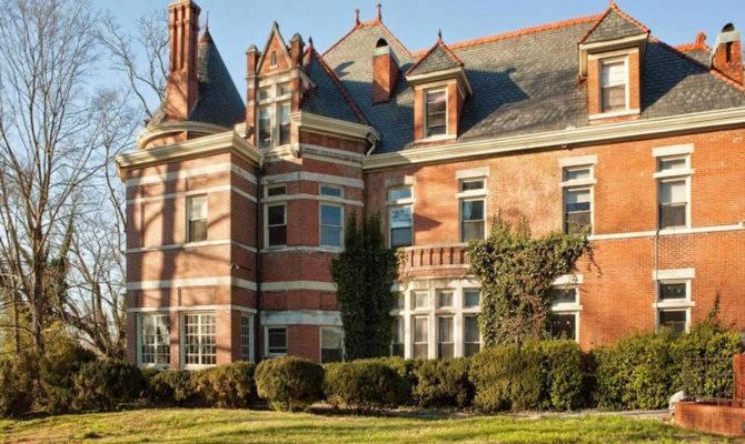 Historic Brick Mansion Sale Million