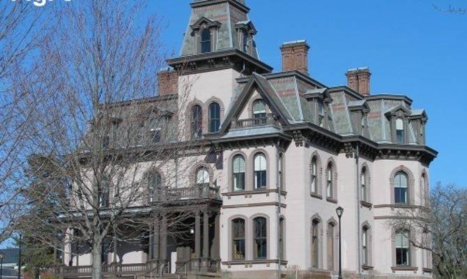 Historic Buildings Connecticut Victorian Houses Second