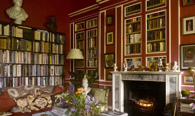 Historic Greek Revival House Scotland Interior Design