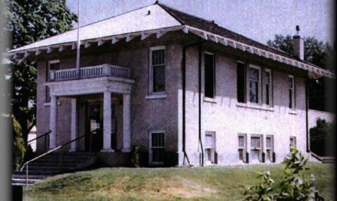 Historic Mountain Home