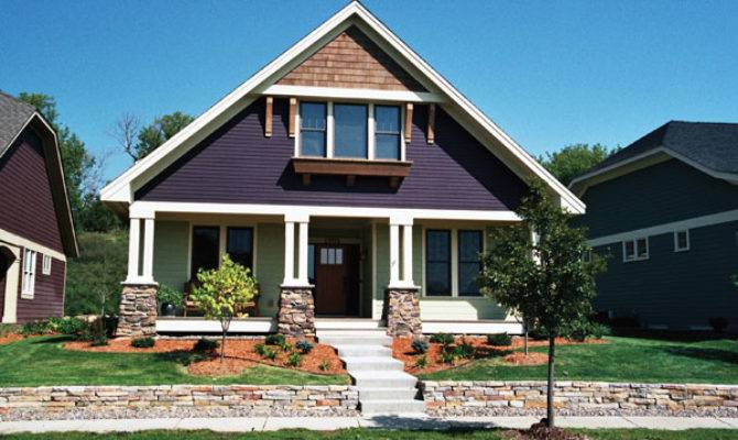 History Bungalow Style Homes House Plans More