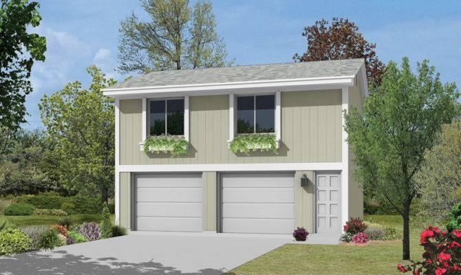 Hobart Garage Apartment Plan House Plans More