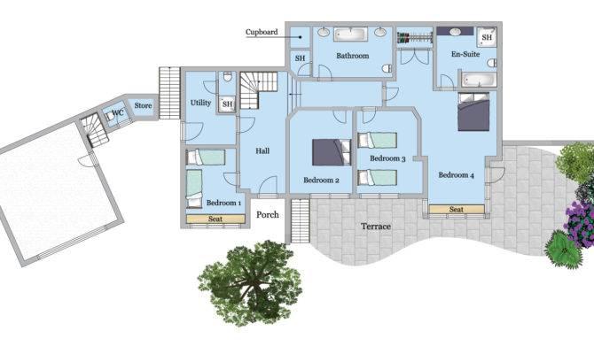 Holiday House Plans Escortsea