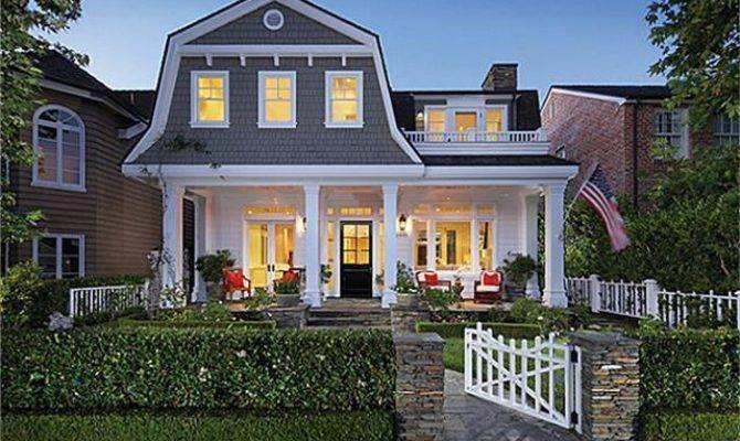 Hollywood Dutch Colonial Homes