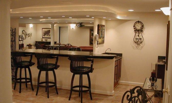 Home Bar Design Ideas Basements Architecture