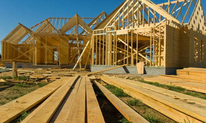 Home Construction Dips But Signs Point Cbs News