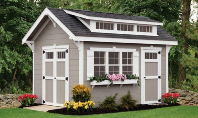 Home Craftsman Windows Style Shed Dormer