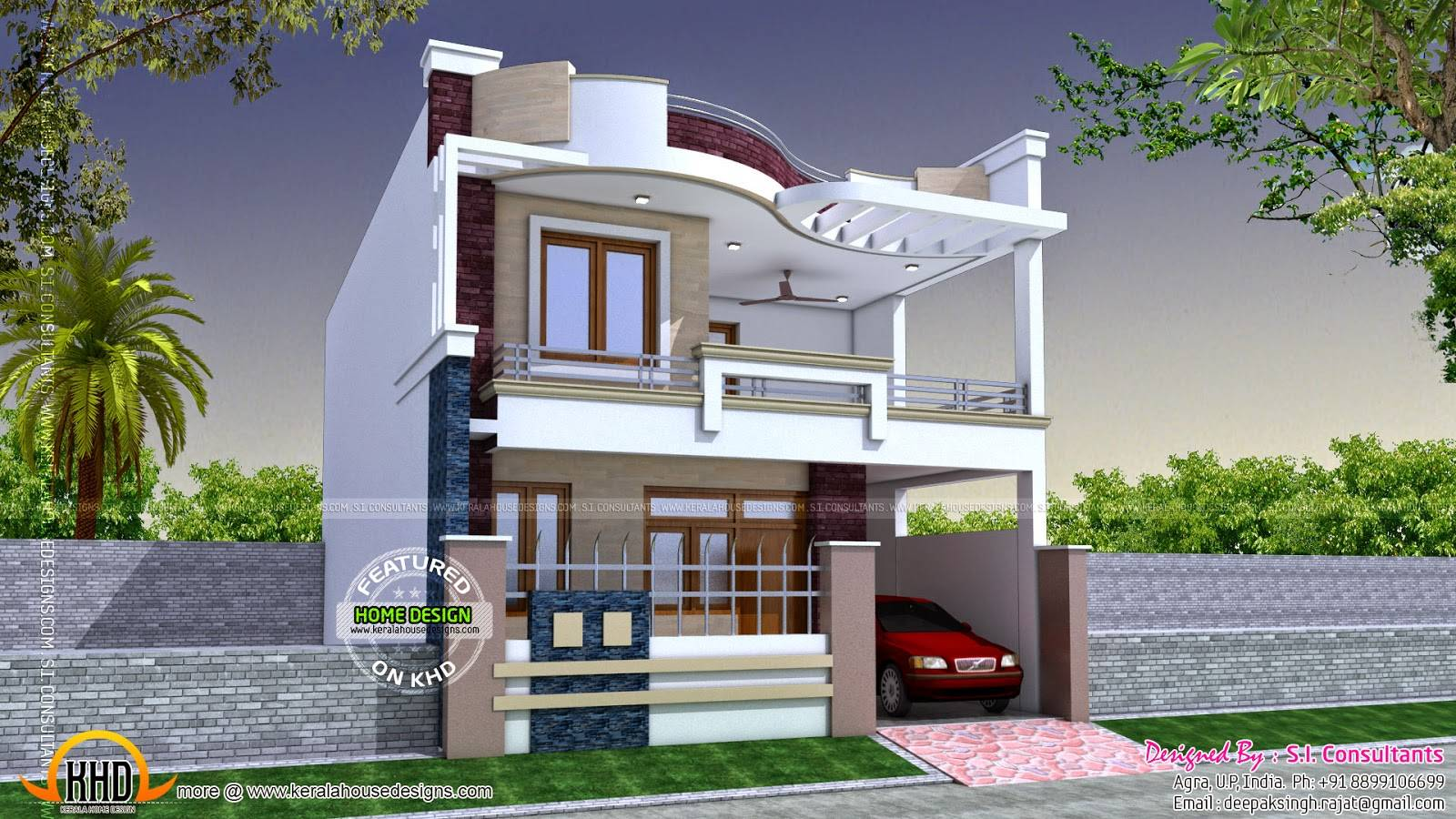 Home Cube Simple House Interesting Homes Design House Plans 170070