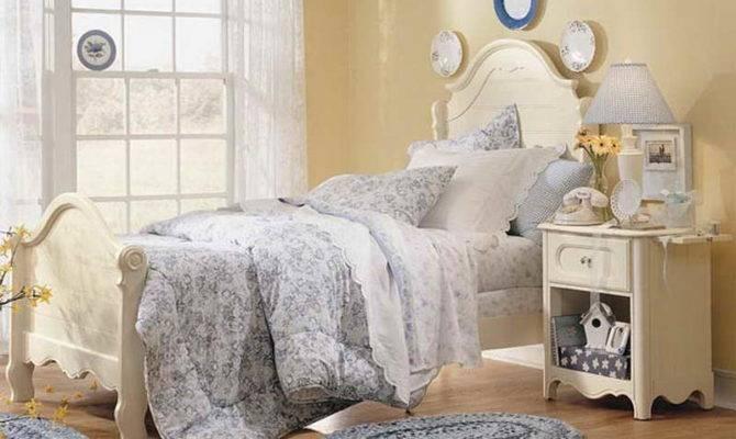 Home Decoration Cottage Bedroom Decorating Ideas