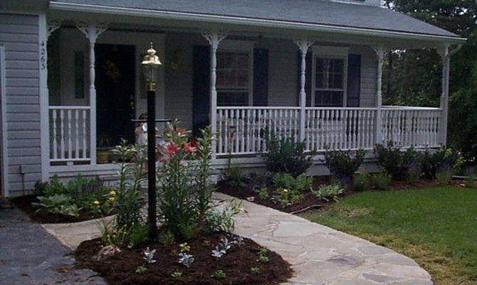 Home Decoration Designs Front Porch