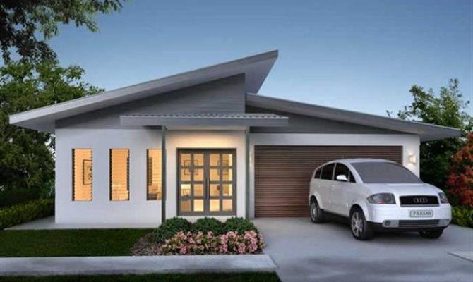 Home Design Bennison Skillion Roof