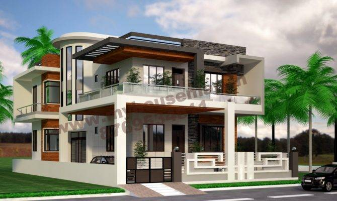Home Design House Elevation