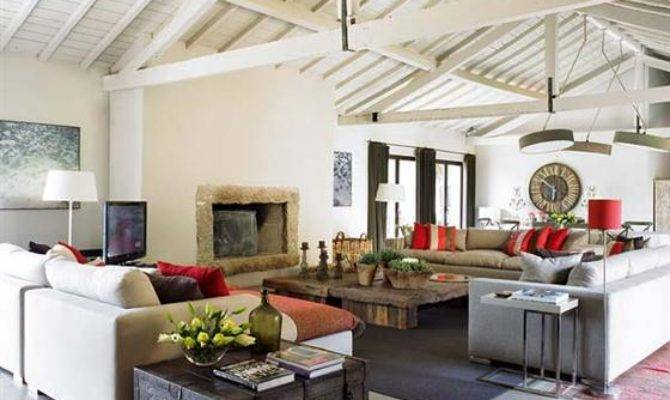 Home Design Ideas Inspirations Contemporary Romantic