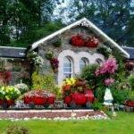 Home Design Interior Gardens Plans