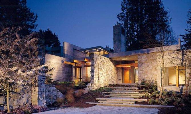 Home Design Interior Northwest Contemporary House Ideas