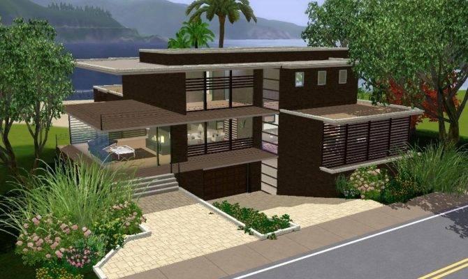 Home Design Interior Singapore Sims Modern House