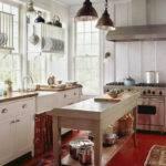 Home Design Living Room Cottage Kitchens