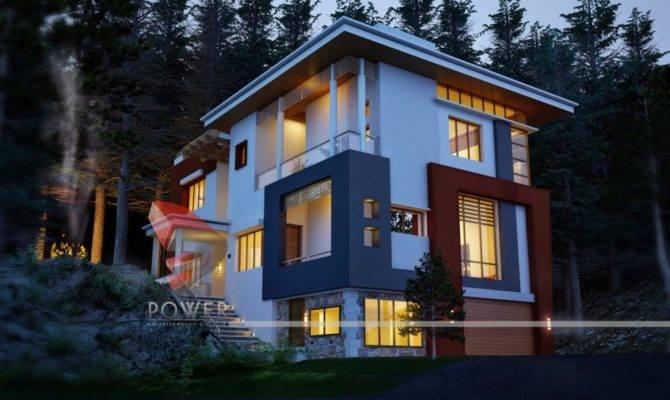 Home Design Ultra Modern Designs Exterior