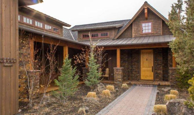 Home Design Western Style House