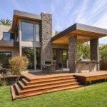 Home Designs Amazing Modern Prefabricated Homes Design Luxury Deck