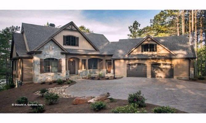Home Designs Enchanting House Plans Walkout