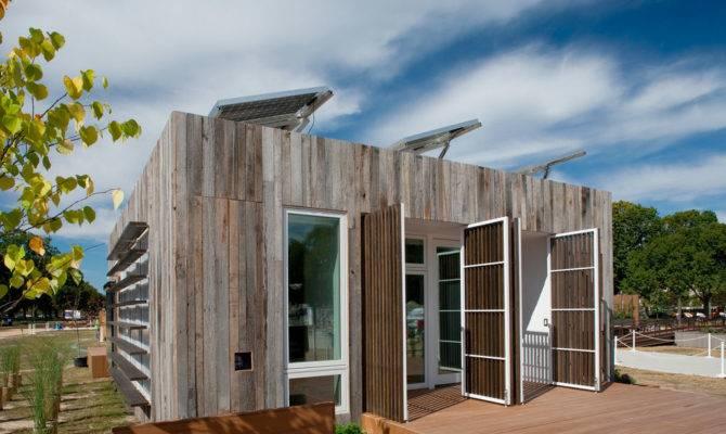 Home Designs Energy Efficient Look