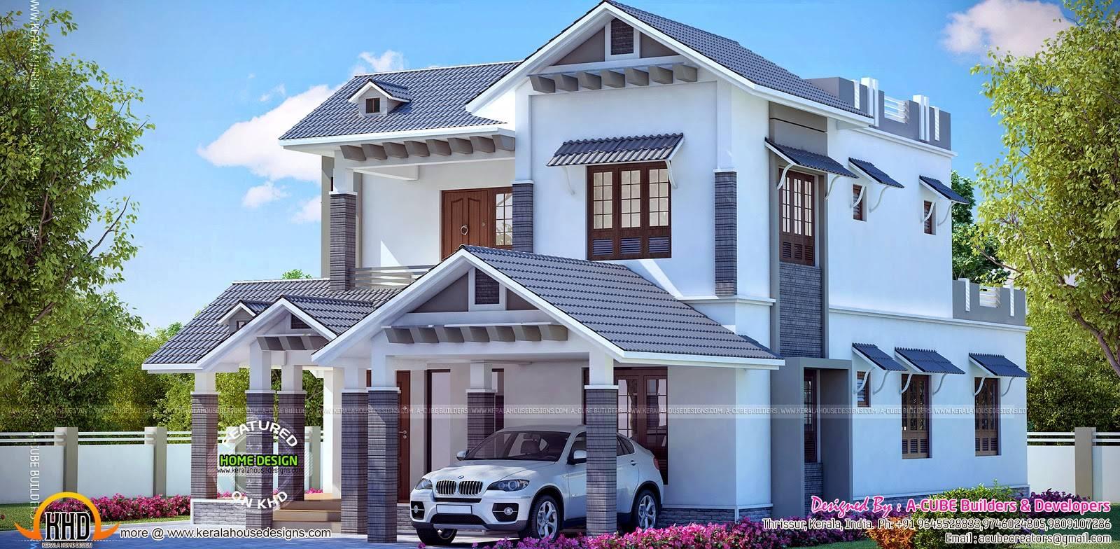 home designs ideas beautiful kerala model house house
