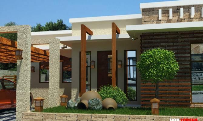 Home Designs Latest Modern Bungalows Second Sun