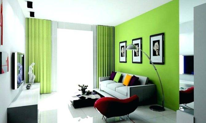 Home Designs Lime Green Modern Design Ideas