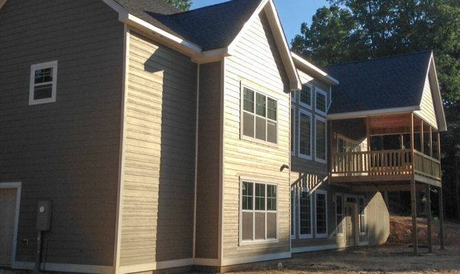 Home Designs Walkout House Plans