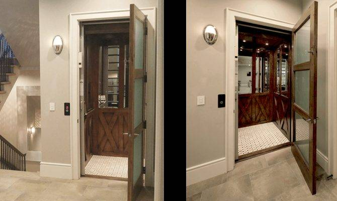 Home Elevator Kit Residential Elevators Not Diy
