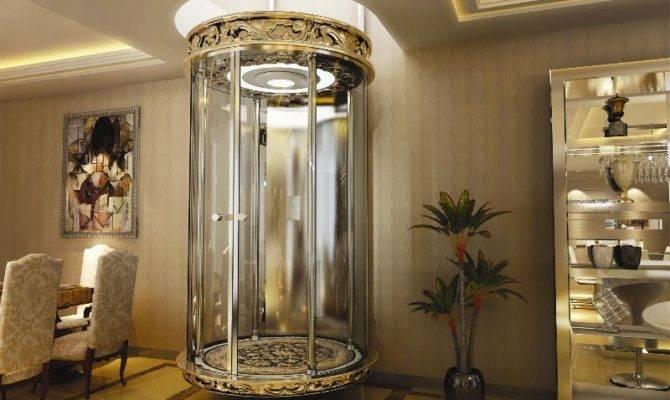 Home Elevators Passenger Mrl Hospital Bed Wide