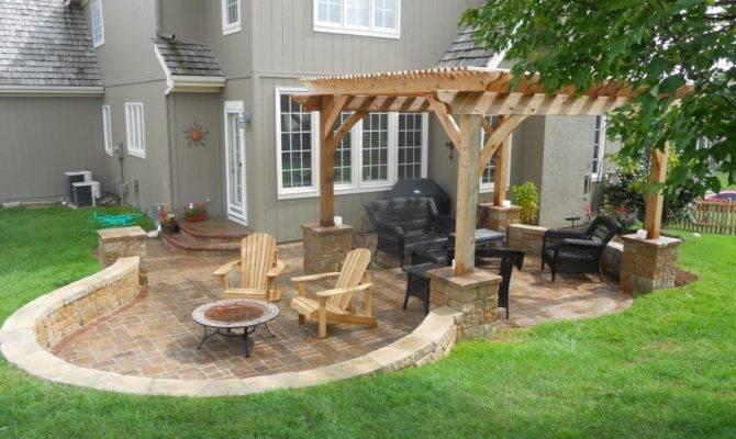 Home Exterior Outdoor Patio Designs Good Retreat