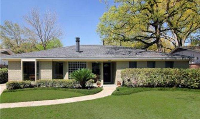 Home Exterior Remodel Ranch House Curb Appeal Ideas