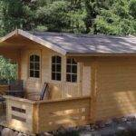 Home Ezlog Kits Small Cabins Mari Sqft