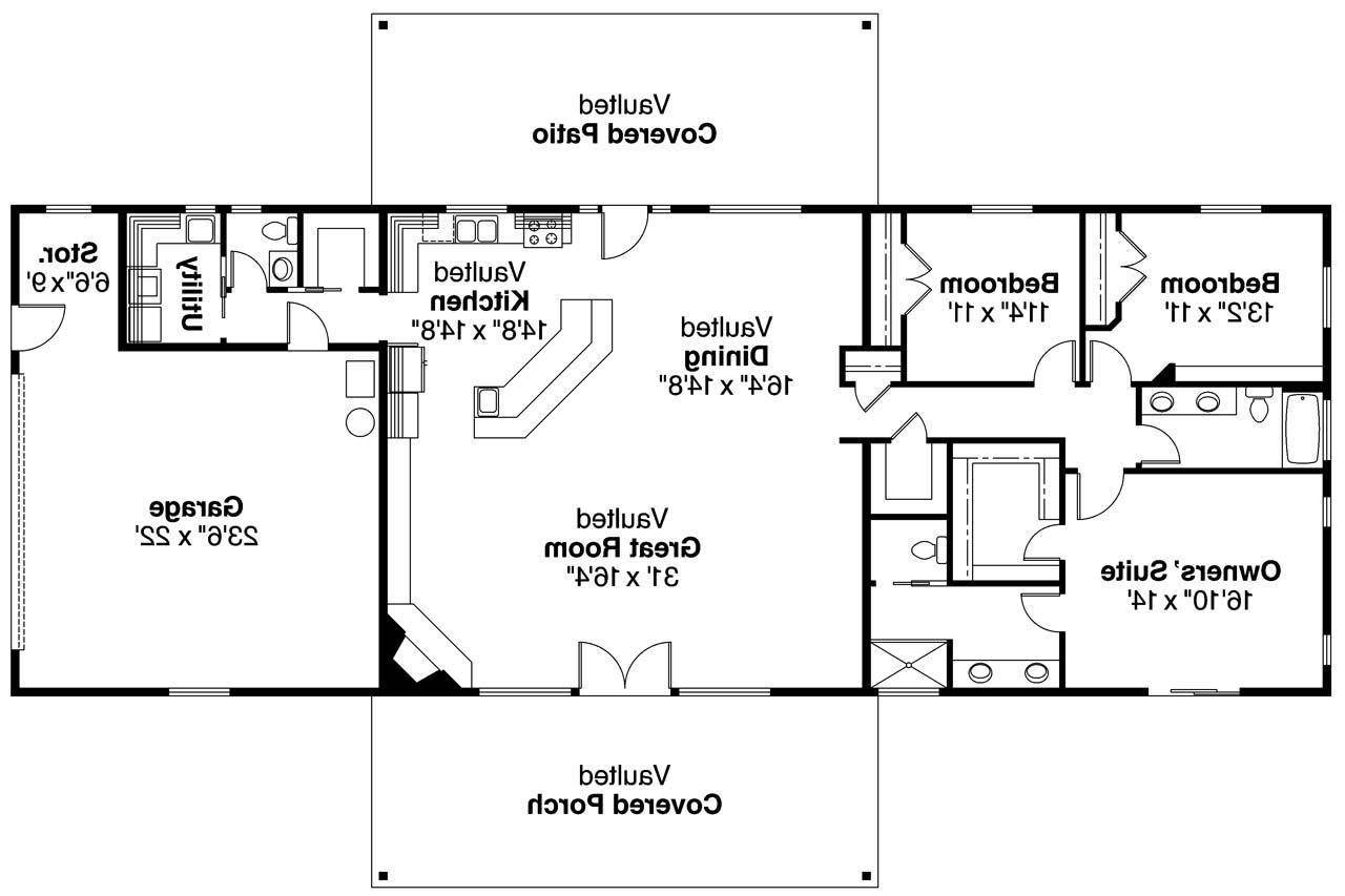Bat House Design Plans Ranch Open