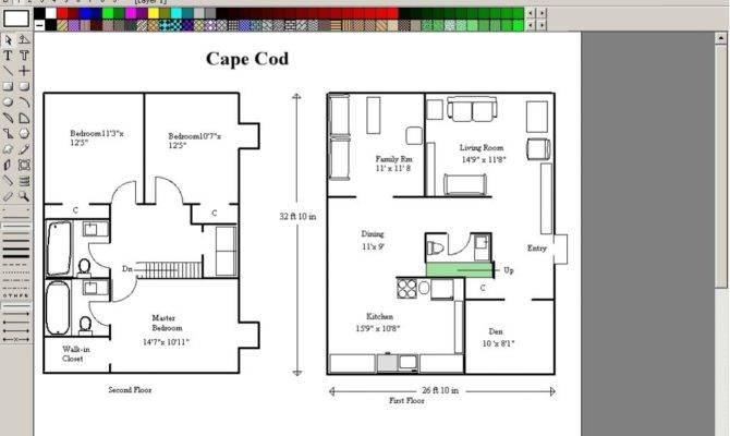 Home Floor Plan Software Lovely
