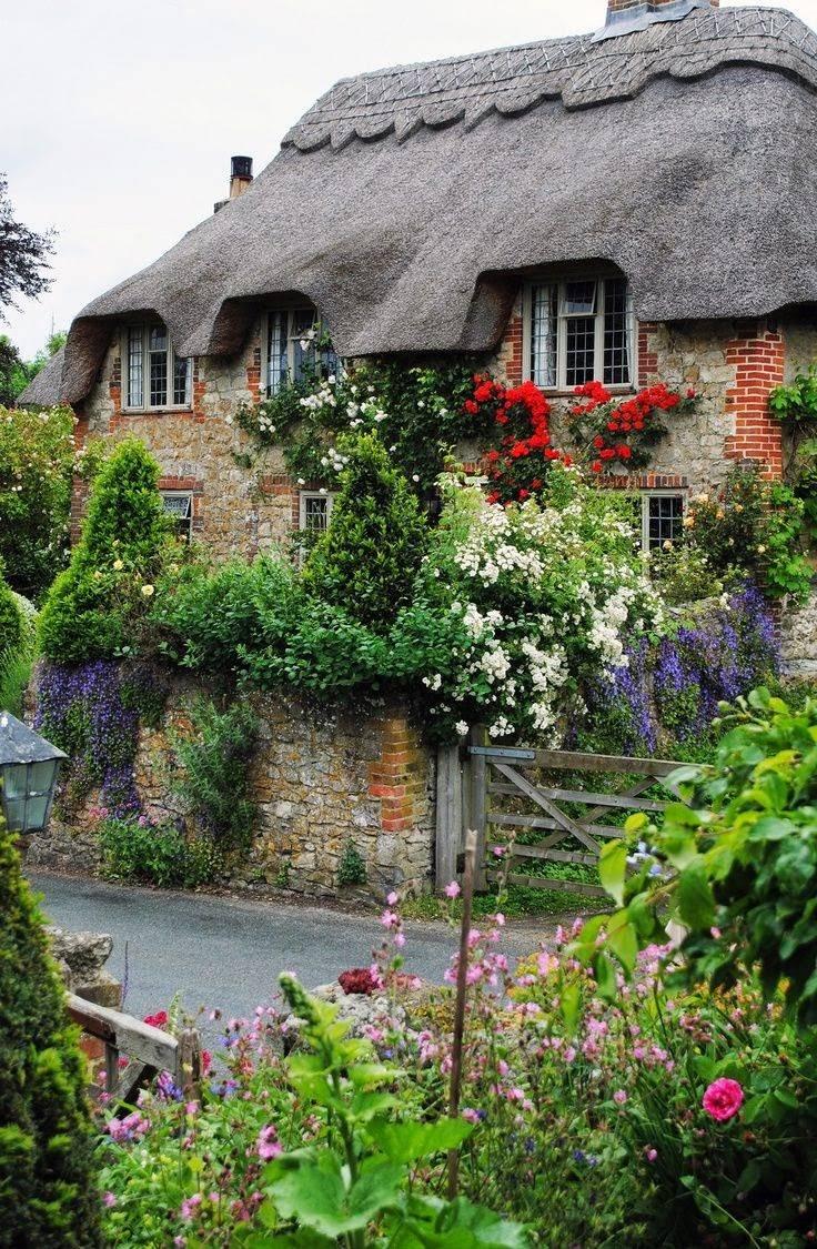 Home Garden Inspirations Pour Jardin Anglais House Plans 134137