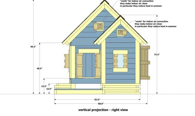 Home Garden Plans Dog House