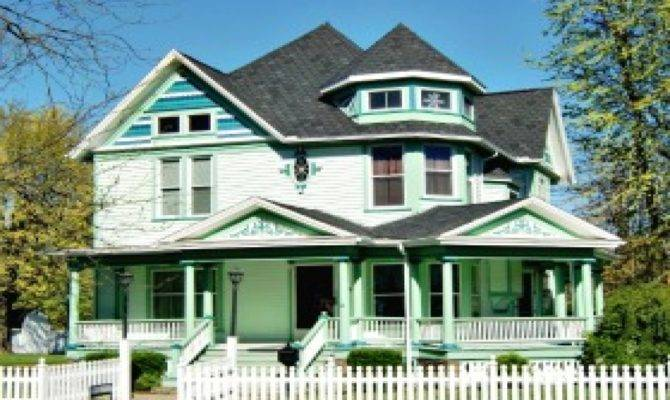 Home Ideas Carpenter Style House Gothic Cottage Victorian