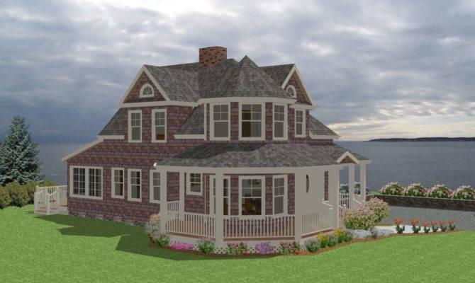 Home Ideas New England Coastal Cottage Plans