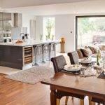 Home Ideas Pinterest Open Plan Diners Kitchen Diner
