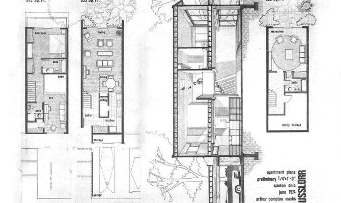 Home Ideas Rowhouse Plans