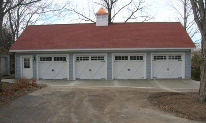 Home Improvement Coach House Car Garage More Dream